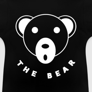 the bear Sudaderas - Camiseta bebé