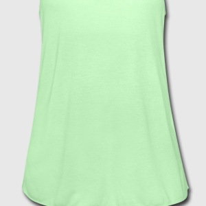 Mint green owl 5 Baby Shirts  - Women's Tank Top by Bella