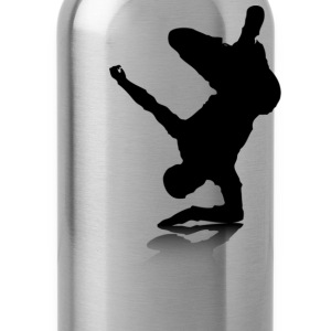 Breakdancer (on elbow) - Trinkflasche