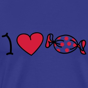 I love sweets Kids' Tops - Men's Premium T-Shirt