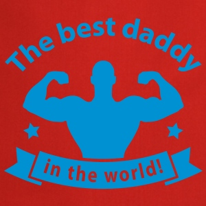 daddy_best_1 T-Shirts - Cooking Apron