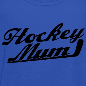 'Hockey Mum' Women's Hoodie - Frauen Tank Top von Bella
