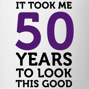 50 Years To Look Good 1 (2c)++ Grembiuli - Tazza
