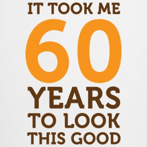 60 Years To Look Good 1 (dd)++ Hoodies & Sweatshirts - Cooking Apron