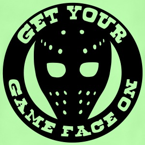 Get Your Game Face On Bags  - Baby T-Shirt