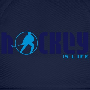 Hockey is Life Coats & Jackets - Baseball Cap
