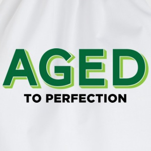 Aged To Perfection 2 (dd)++ Camisetas - Mochila saco