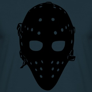 Vintage Goalie Mask Hoodies & Sweatshirts - Men's T-Shirt