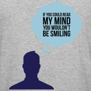 If You Could Read My Mind 2 (dd)++ Sweatshirts - Tee shirt près du corps Homme