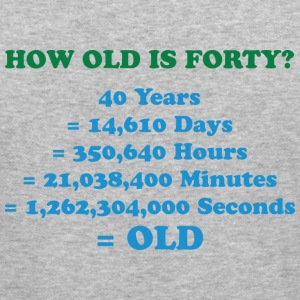 How Old Is Forty 2 (dd)++ Sweaters - slim fit T-shirt