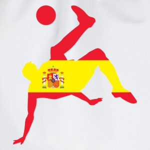 Spain soccer UK - Drawstring Bag