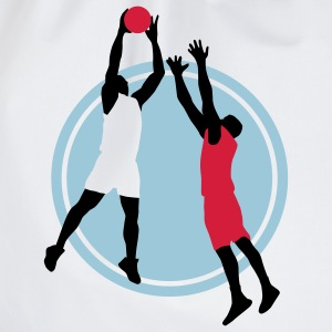 basketball_062011_f_3c T-shirts - Gymnastikpåse