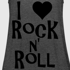 rock n' roll Hoodies & Sweatshirts - Women's Tank Top by Bella