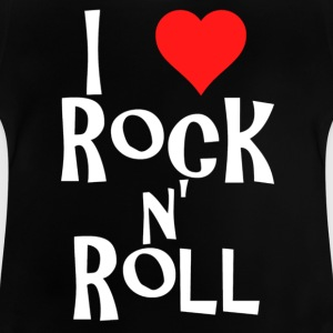 rock n' roll T-shirts Enfants - T-shirt Bébé