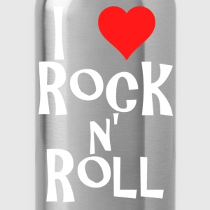 rock n' roll Shirts - Drinkfles