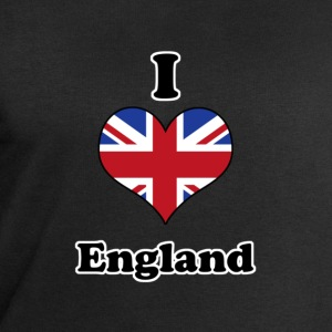 I love England T-Shirts - Men's Sweatshirt by Stanley & Stella