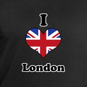 I love London T-Shirts - Men's Sweatshirt by Stanley & Stella