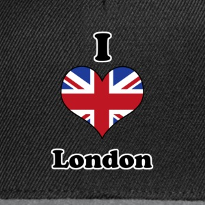 I love London T-skjorter - Snapback-caps