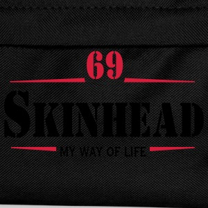 0101 Traditionell Skinheads Antiracist Way of Life T-Shirts - Kinder Rucksack