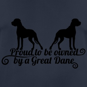 Proud to be owned Pullover - Männer T-Shirt atmungsaktiv