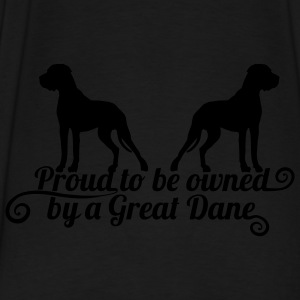 Proud to be owned Kinder Pullover - Männer Premium T-Shirt