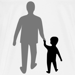 missing father and son Bags  - Men's Premium T-Shirt