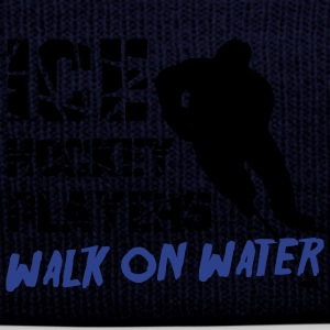 'Walk On Water' Männer Kapuzenpullover - Wintermütze