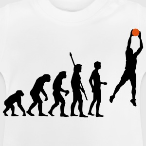 evolution_basketball_072011_a_2c Shirts - Baby T-shirt