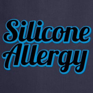Silicone Allergy | Boobs | Breast | Condom | Latex T-Shirts - Forklæde