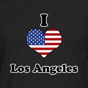 I love Los Angeles Tee shirts - T-shirt manches longues Premium Homme
