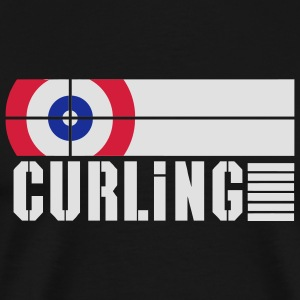 curling rink Hoodies & Sweatshirts - Men's Premium T-Shirt