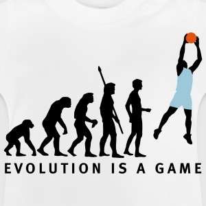 evolution_basketball_072011_b_3c Shirts - Baby T-shirt