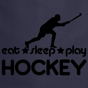 Eat Sleep Play Hockey Hoodies & Sweatshirts - Cooking Apron