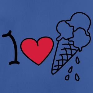 I love icecream Sudadera - Camiseta hombre transpirable