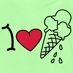 I love icecream Kids' Tops - Baby T-Shirt