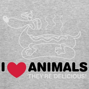 I Love Animals 3 (3c)++ Hoodies & Sweatshirts - Men's Slim Fit T-Shirt