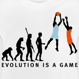 evolution_basketball_072011_c_3c Shirts - Baby T-shirt