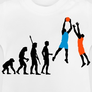 evolution_basketball_072011_e_3c Shirts - Baby T-shirt