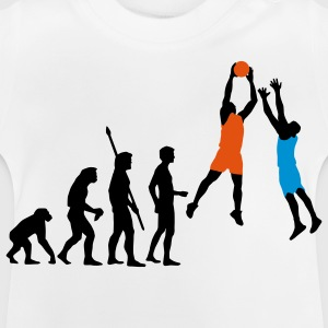 evolution_basketball_072011_f_3c Shirts - Baby T-shirt