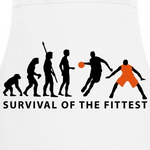 evolution_basketball_072011_g_2c T-Shirts - Kochschürze