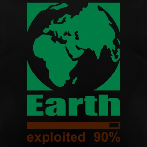 Earth exploited Kid's Jumper - Baby T-Shirt