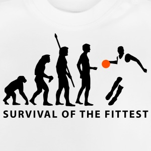 evolution_basketball_072011_k_3c Shirts - Baby T-shirt