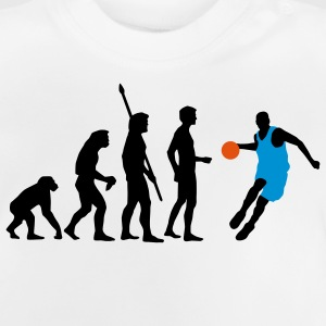 evolution_basketball_072011_l_3c Shirts - Baby T-shirt
