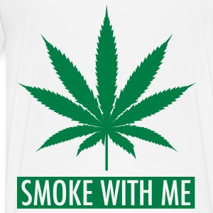 Smoke With Me Pullover - Männer Premium T-Shirt