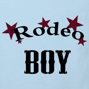 rodeo boy - Kids' Organic T-shirt