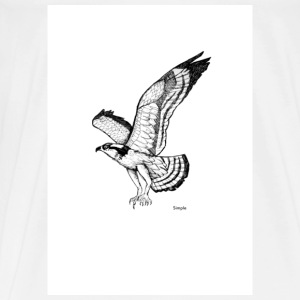 Bird of Prey Bags  - Men's Premium T-Shirt