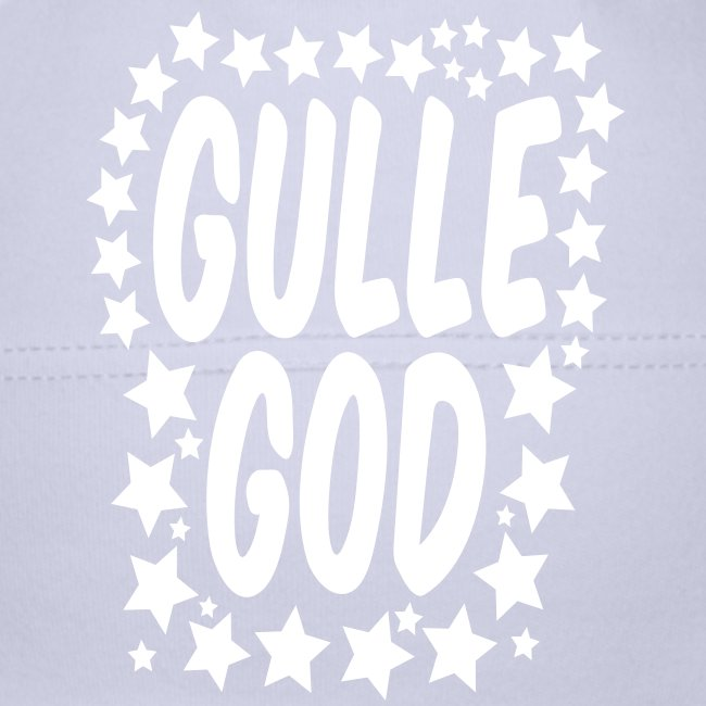 «Gulle god» folietrykk
