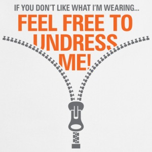 Free To Undress Me 1 (dd)++ T-shirts - Förkläde