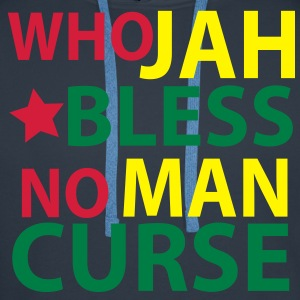 who jah bless T-Shirts - Men's Premium Hoodie