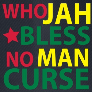 who jah bless T-Shirts - Flexfit Baseball Cap